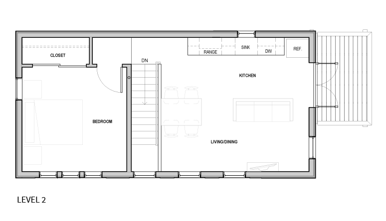 Ainsworth ADU - upper plan-rental unit