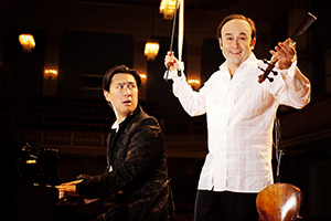 IGUDESMAN & JOO: AND NOW MOZART