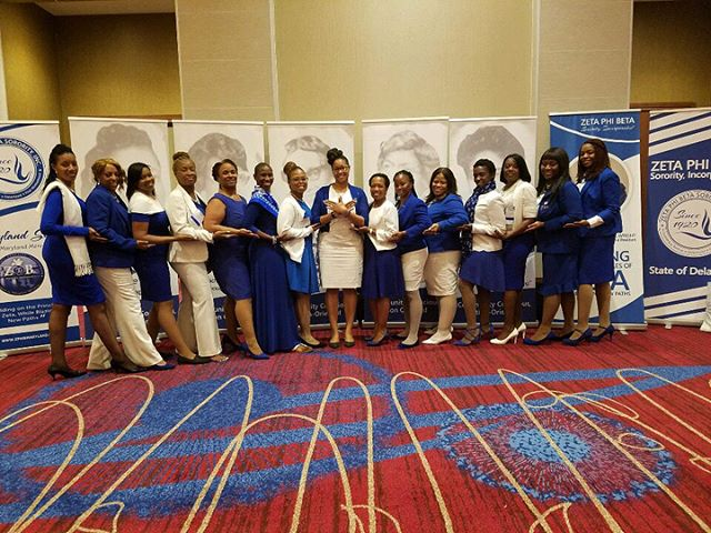 #ARLC2017 was a blast! Wish I could've attended all the days, but I really learned so much today and enjoyed my time with my Sorors. Seeing International Grand Basileus Mary Breaux-Wright speak today was the highlight of my entire day 💙 Thank you Team Atlantic for hosting an AWESOME 57th Regional Conference 💙 #ZPHIBac #KEZ #BronxBeautieZ