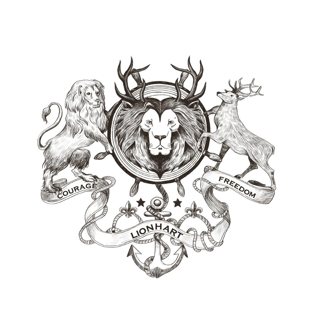 Lionhart Crest