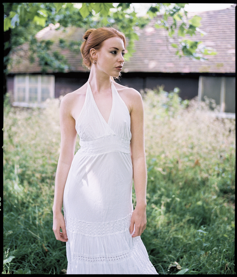 Katie Johnson  |  Model
