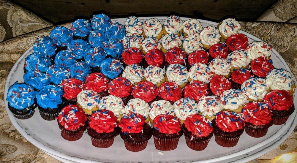 'Murica USA Cupcakes