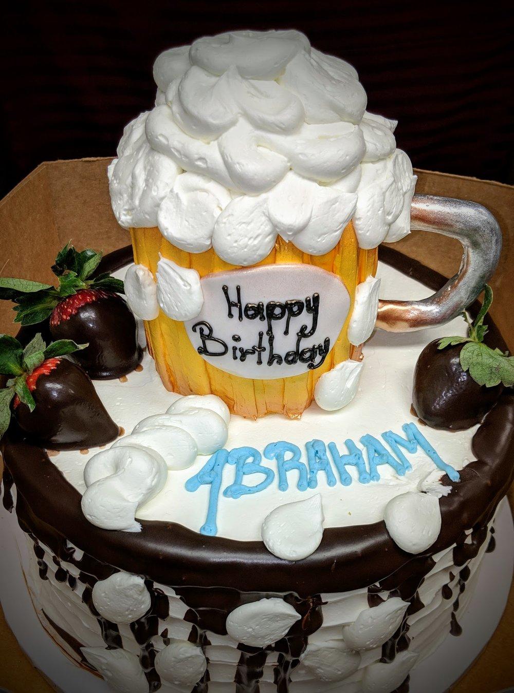 Bottom Up Abraham!