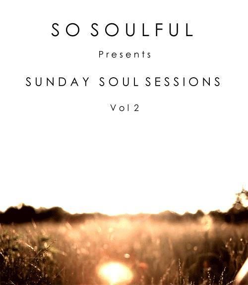 So Soulful Presents Sunday Soul Sessions (Vol 2) Front Cover.JPG