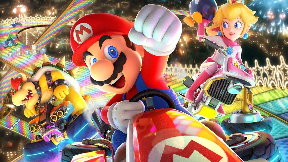 Mario Kart Tournament -