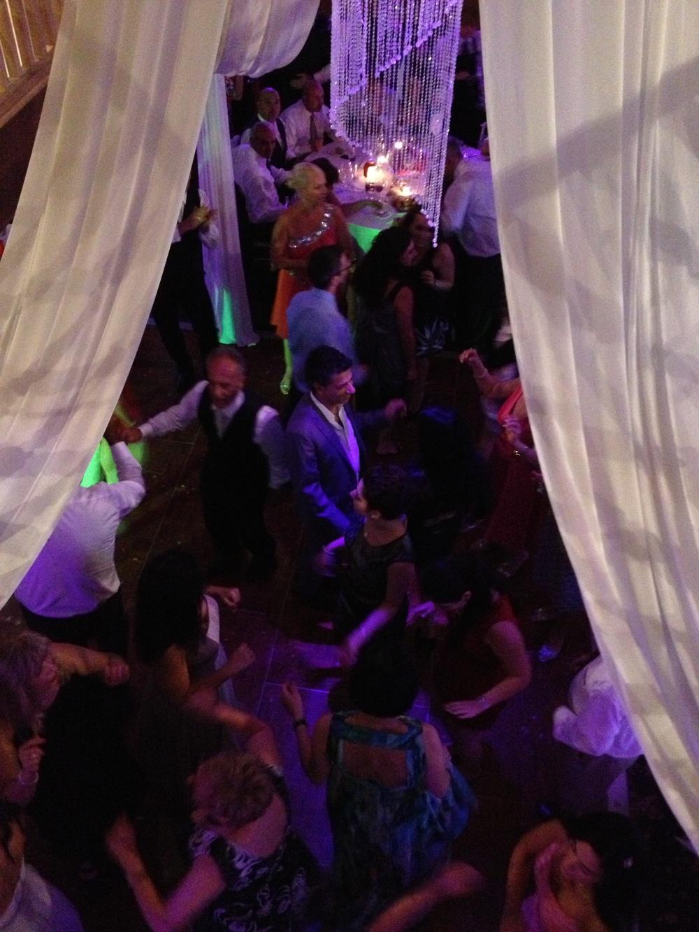 Greek wedding recpetion, Essex, June 22nd