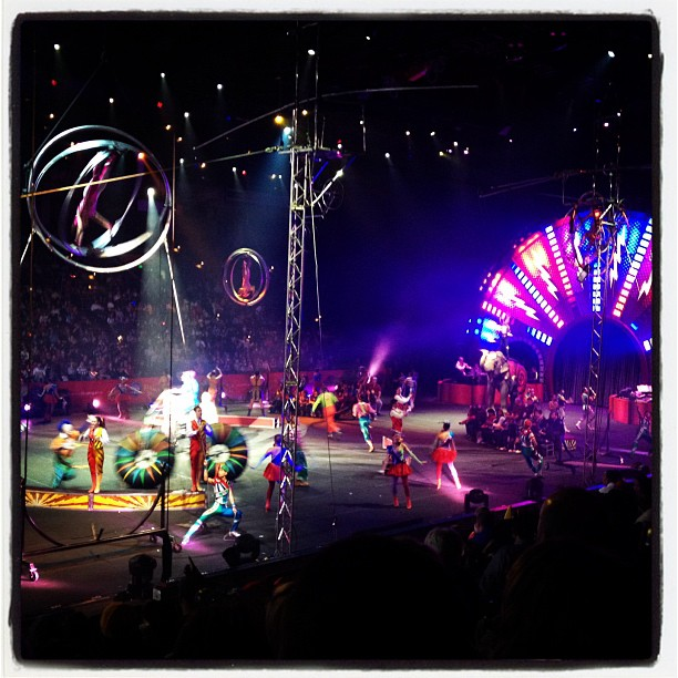 Circus (Taken with  instagram )