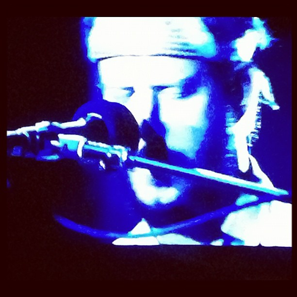 Justin Vernon you stole my heart (Taken with  Instagram )