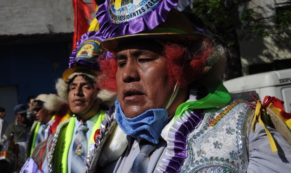 Bolivian Dance Festival