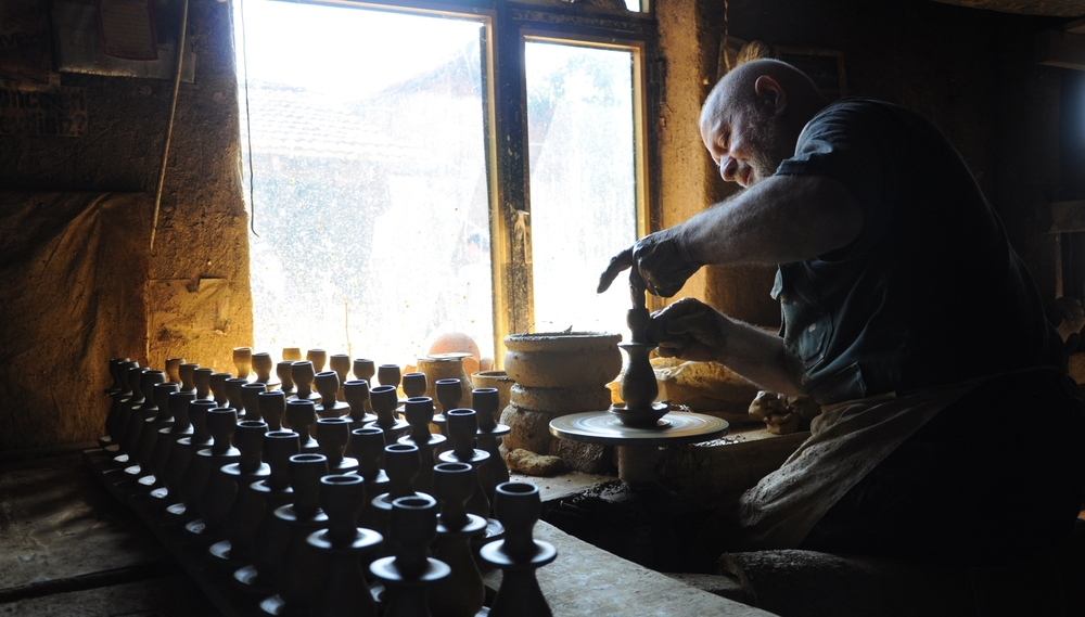The Potter in Bilecik