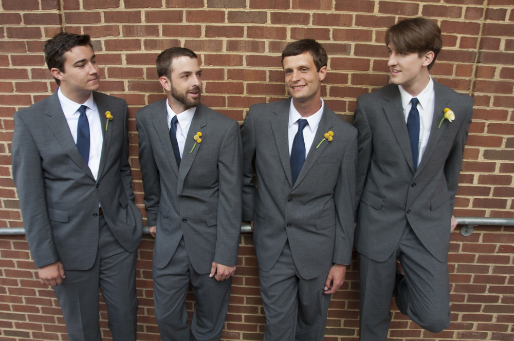 All the Groomsmen