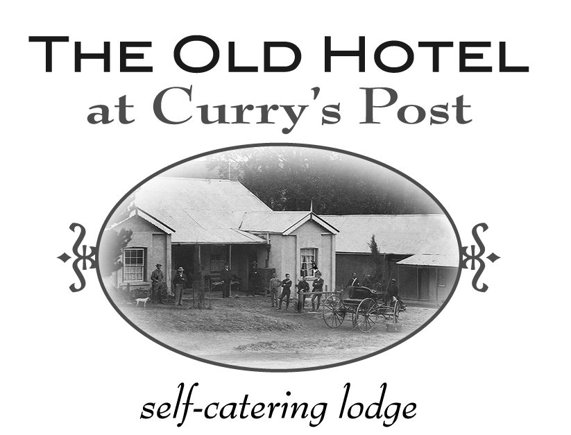 The Old Hotel at Curry's Post