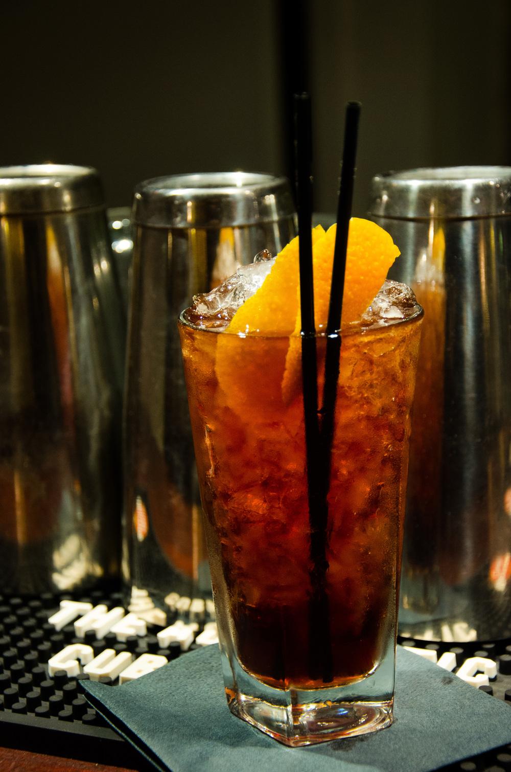 Cocktail photo: Jules Abensour