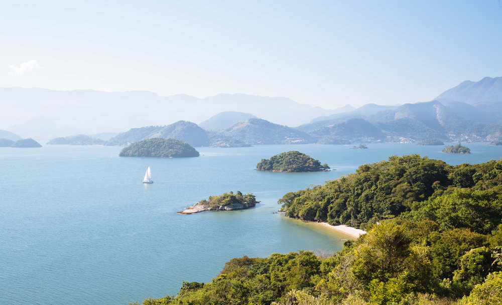 Ilha Grande Bay, Brazil