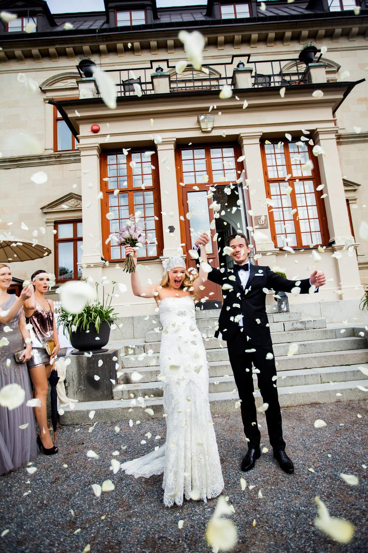 Malin & Patrick's wedding