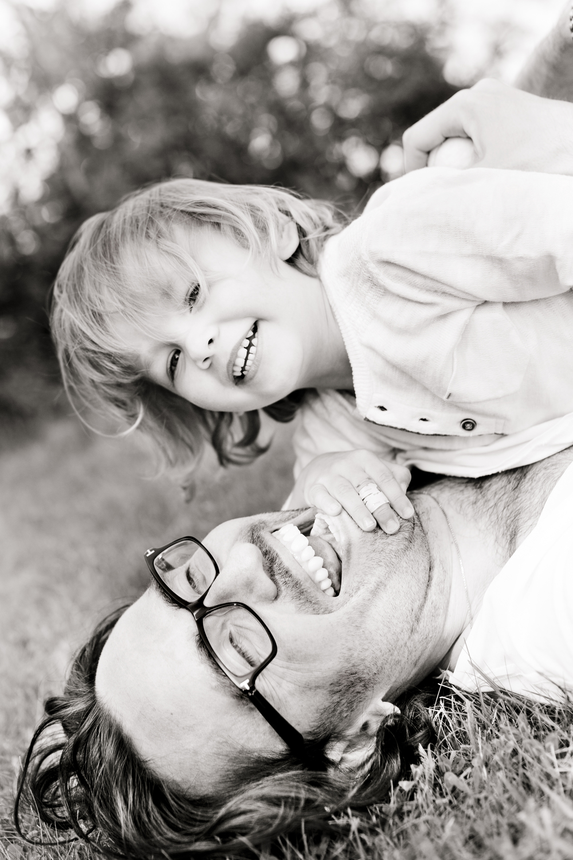 Familjefotografering med levande bilder i Solna