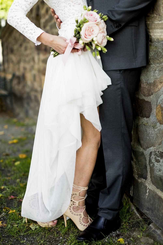bröllop vid stadshuset i Stockholm
