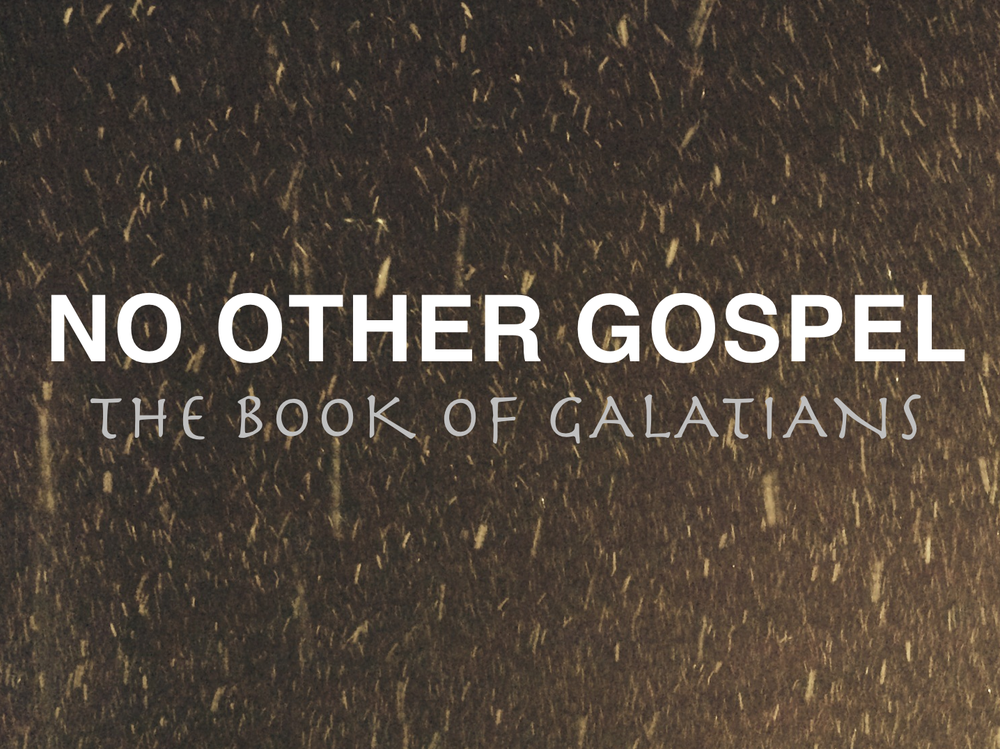 No Other Gospel: January - June 2014