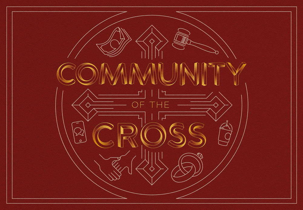 Community of the Cross: Aug - Oct 2017