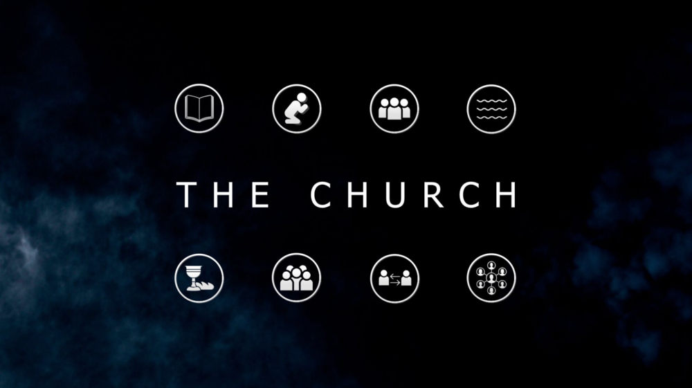 The Church: Sep - Nov 2018