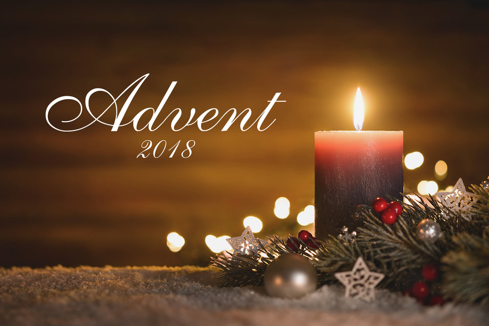 Advent: Dec 2018