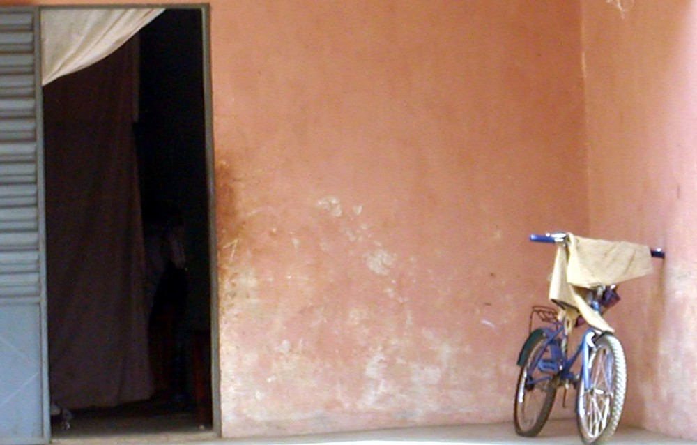 Bicycle in Benin
