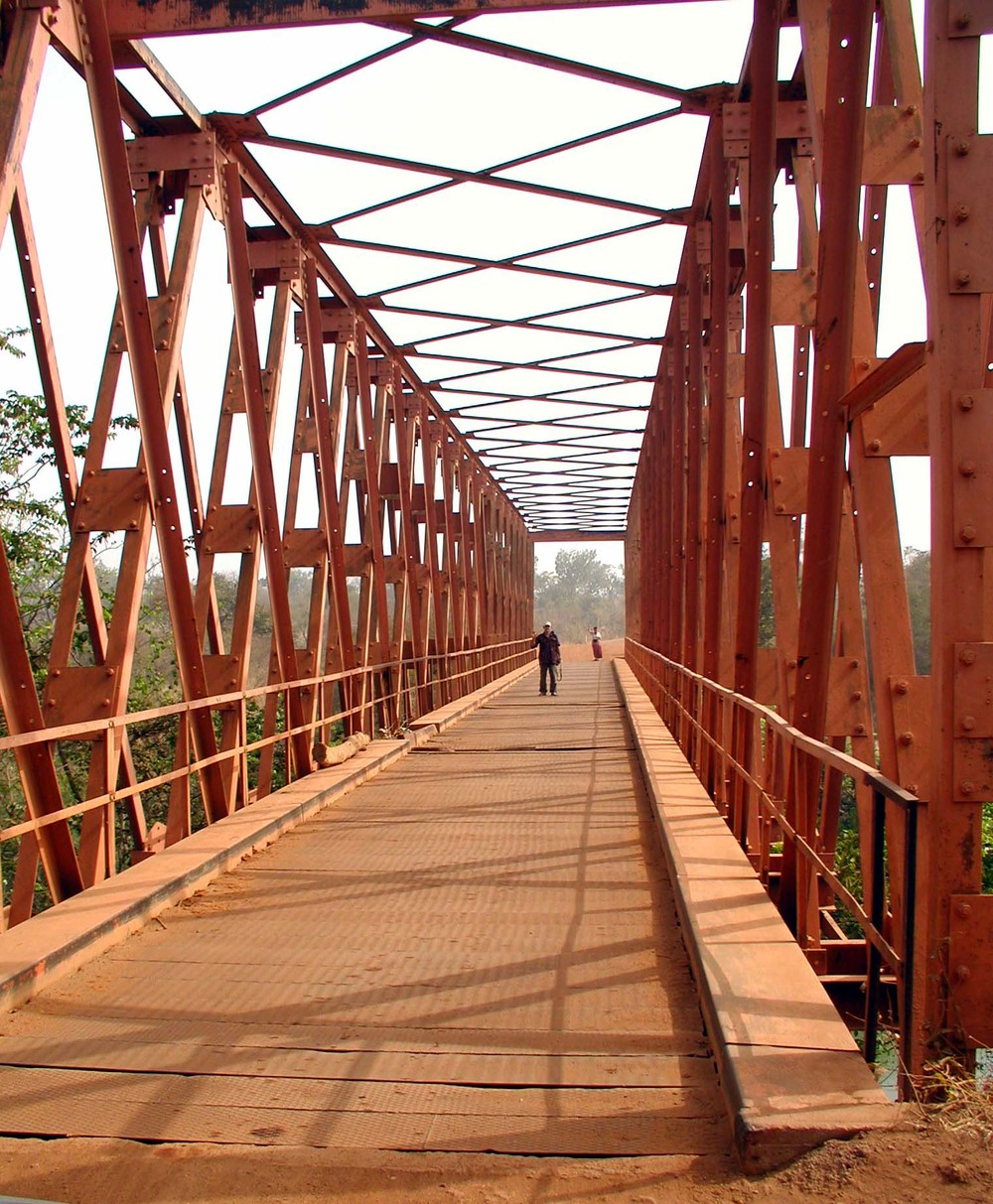 Bridges of Benin