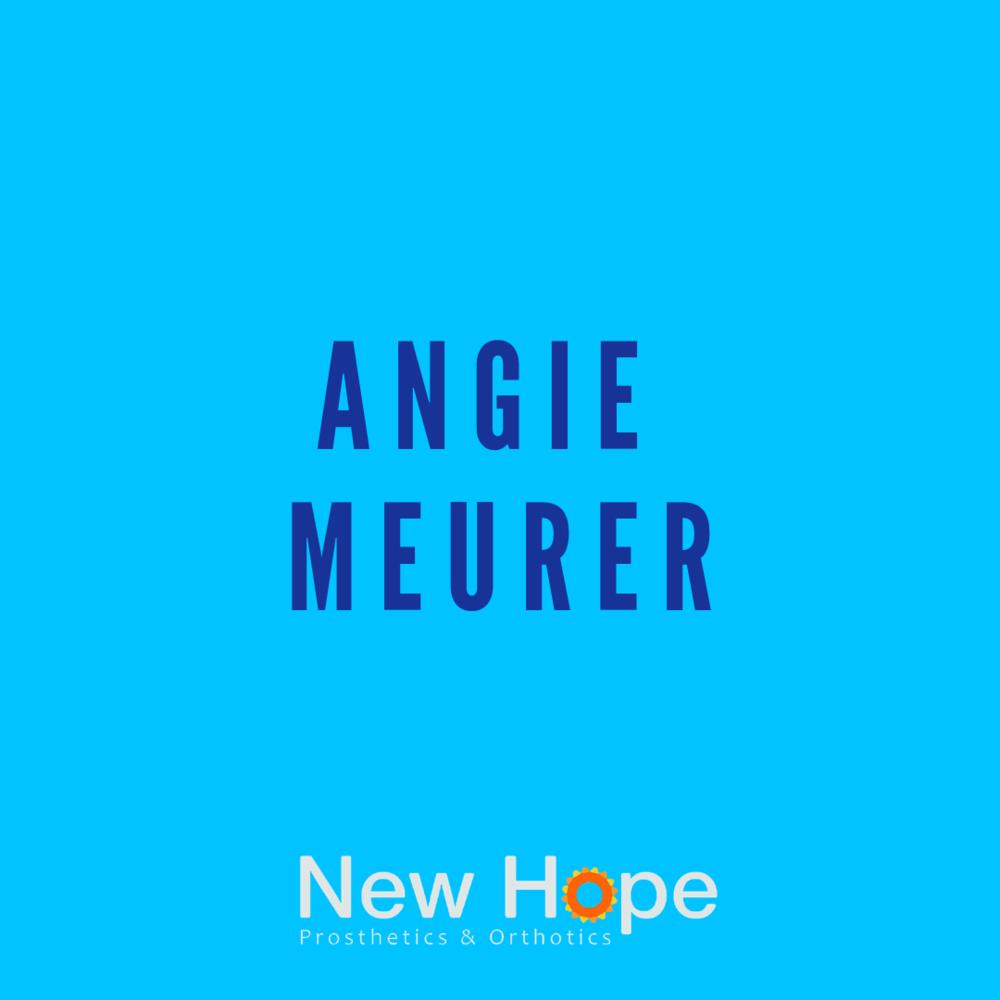 Angie Meuer   VA Coordinator/ Office Administrator