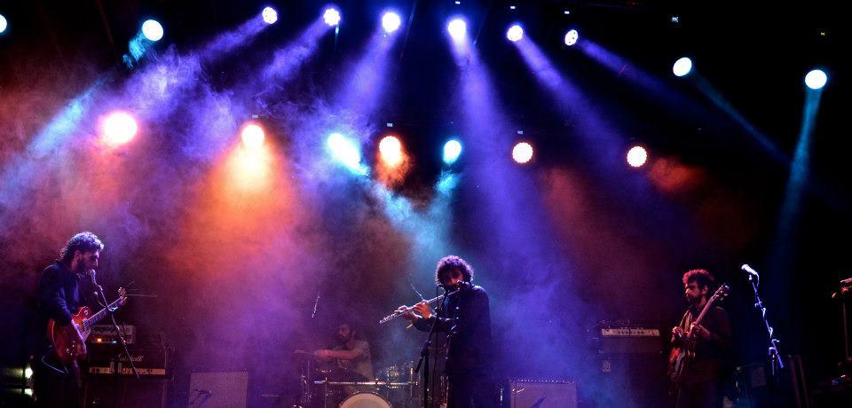 KnockanStockan Festival, Ireland 2012
