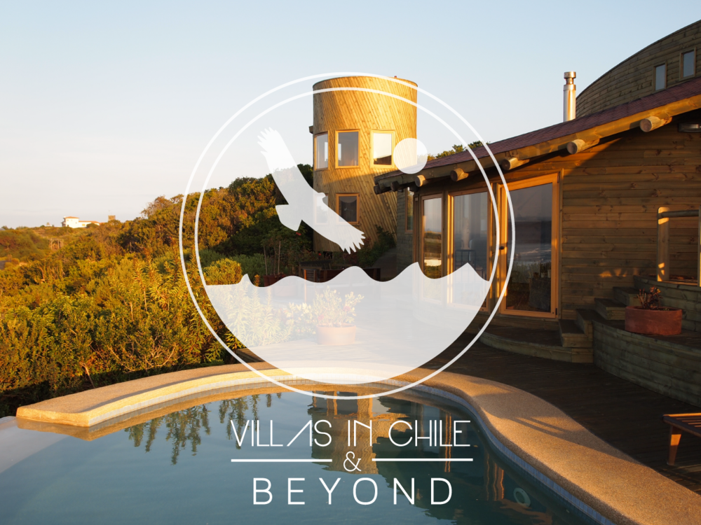 Logo for 'Villas In Chile + Beyond' Vacation Rentals