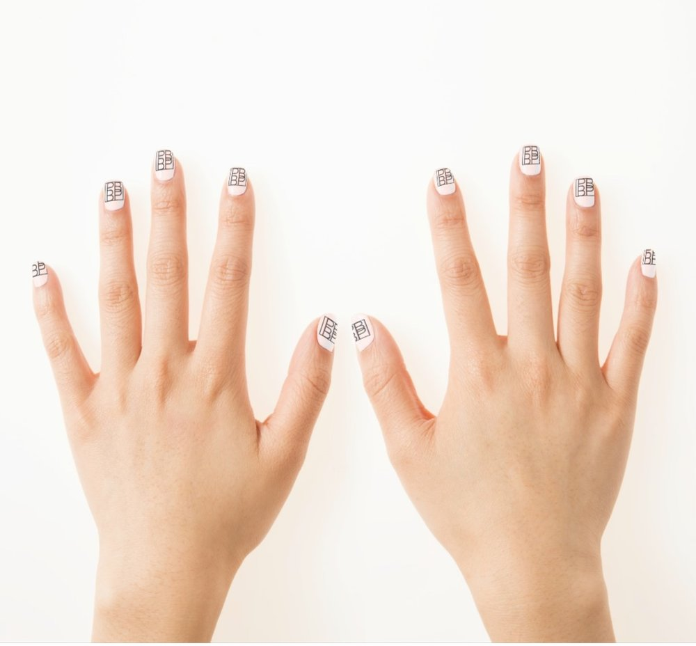 O BOSS PROJECT LOGO NAILS? -