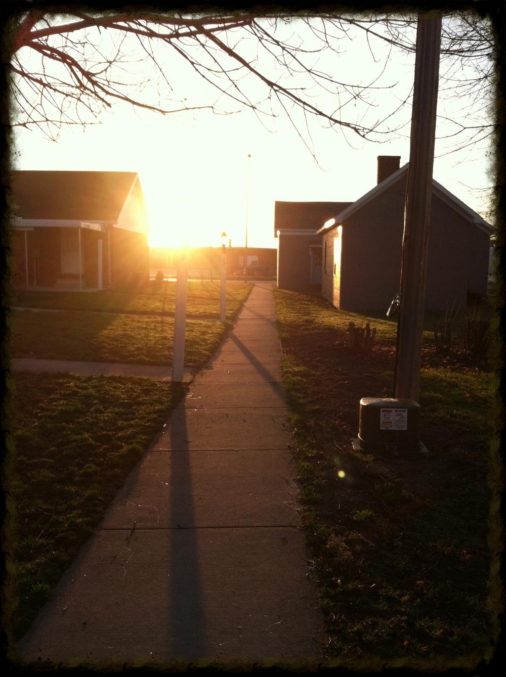 A Pretty Morning