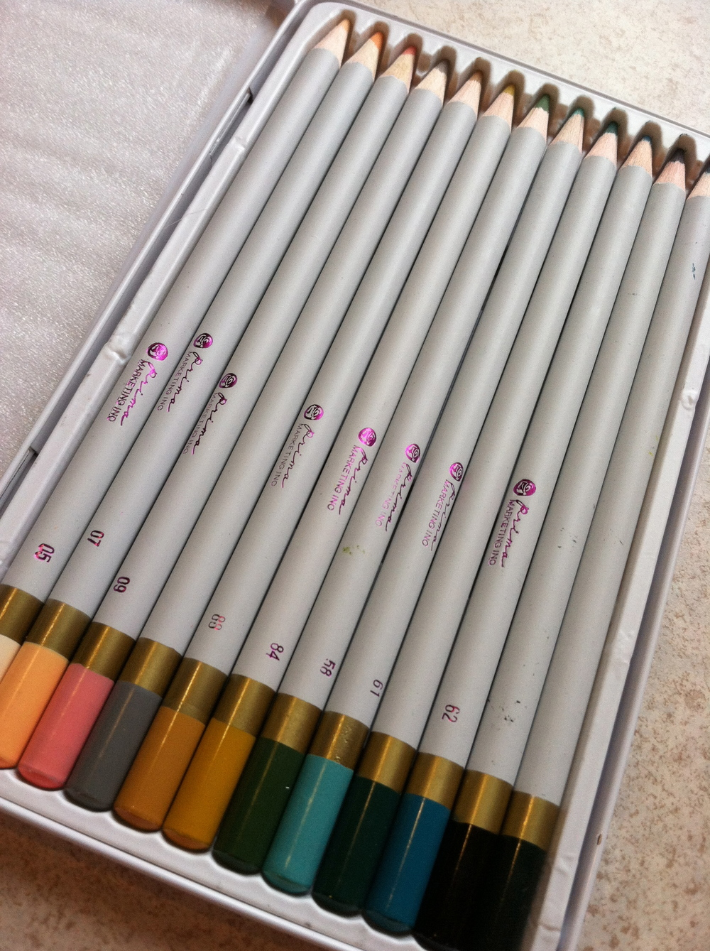 Water Color Pencils - In stock now