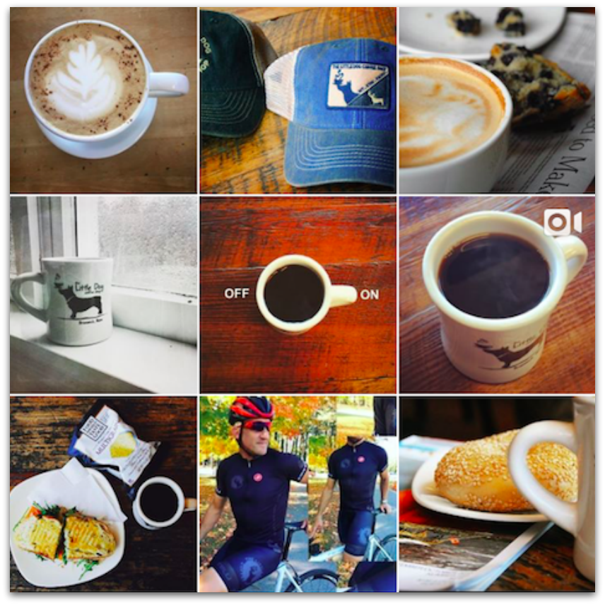 Follow LittleDogCoffee on Instagram