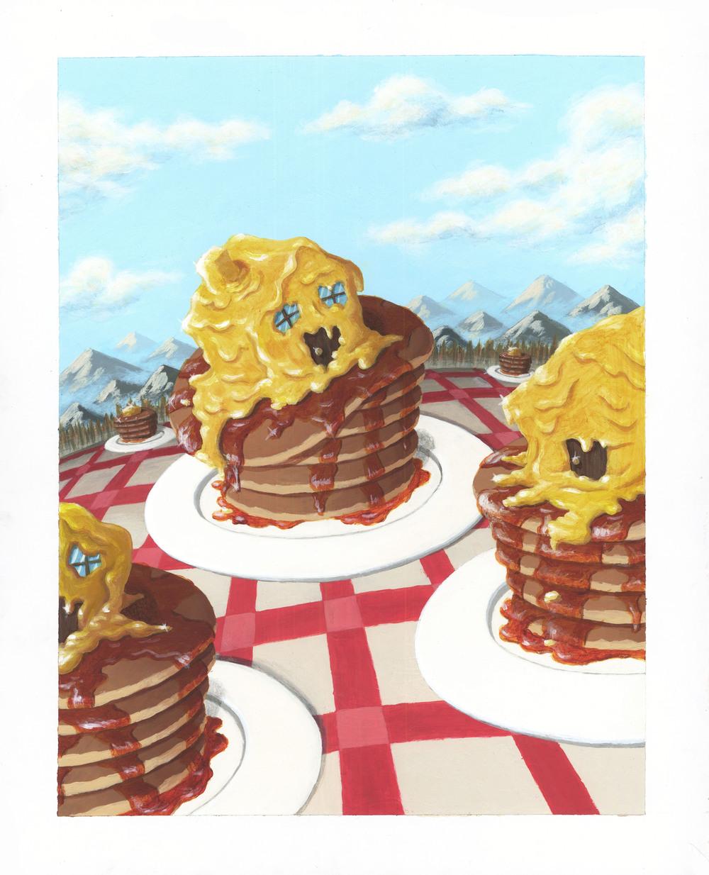 Pancake Ville