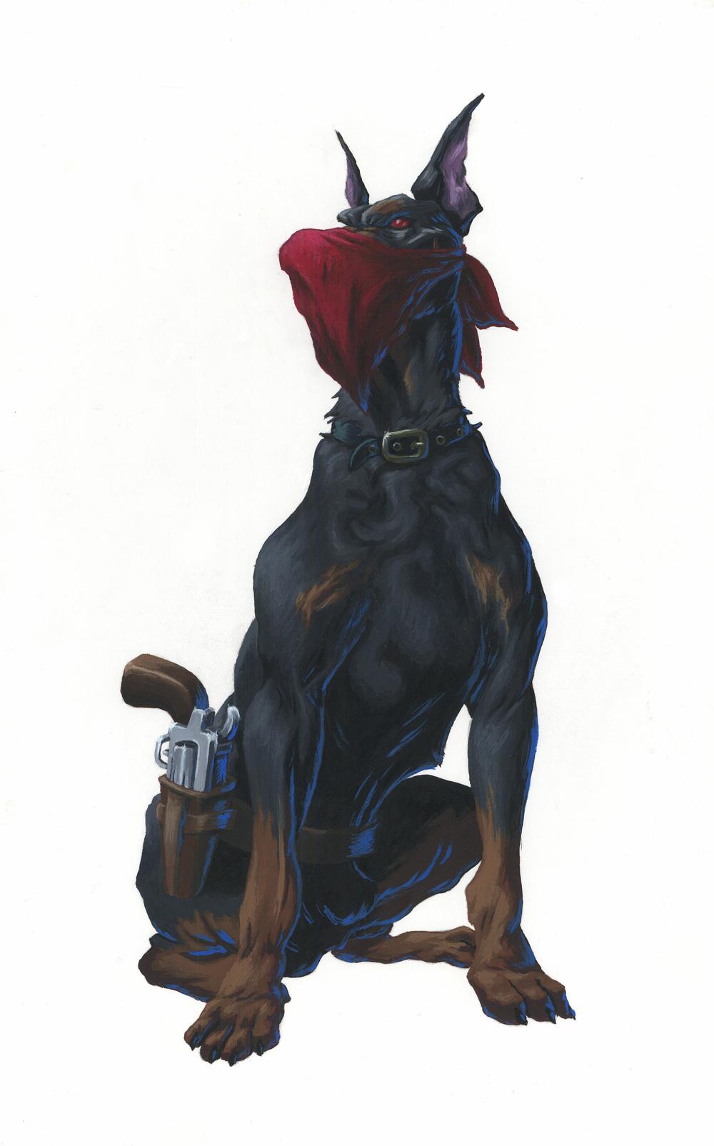 Sevoflo Dog