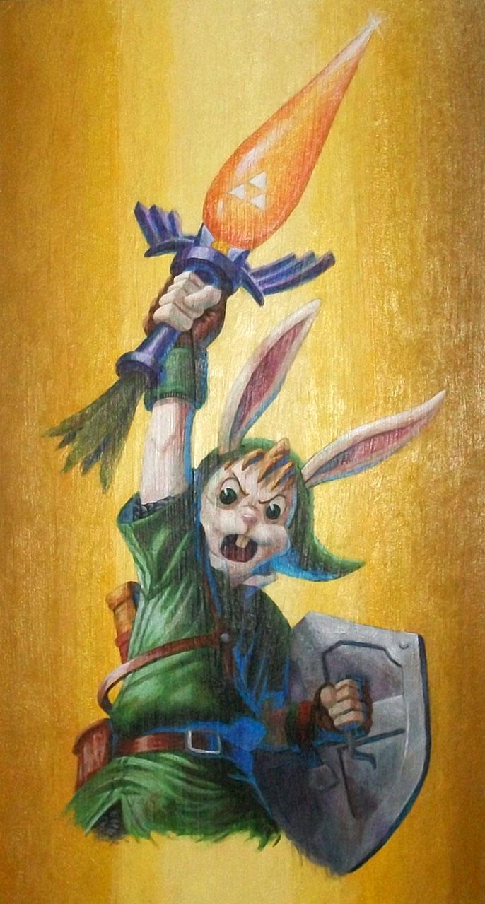 Legend of Zelda: Carrot Sword