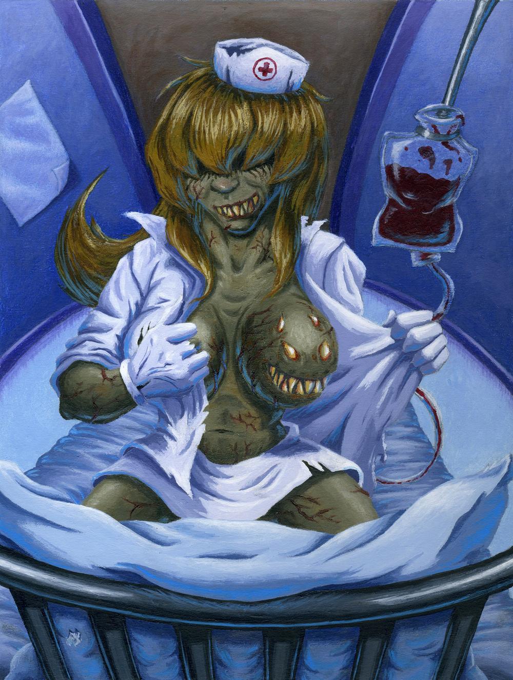 Fright Nurse