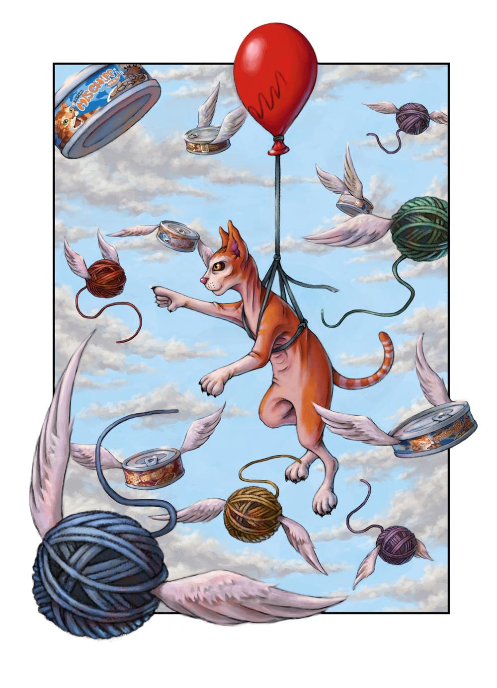 Bernard and the Awkward Balloon (scene 5)