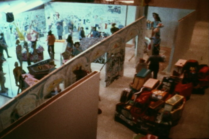 Target Discount Store, 1970,   16mm, color, 21 min