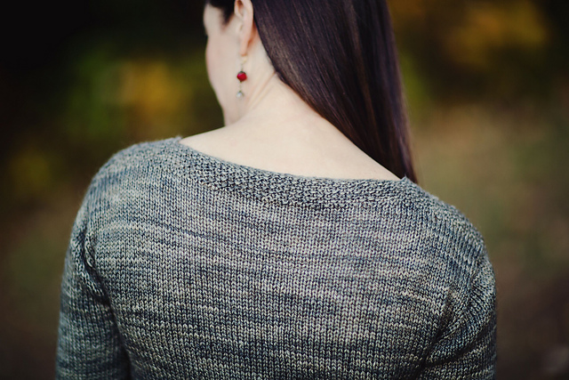 Ainsley by Wood House Knits.