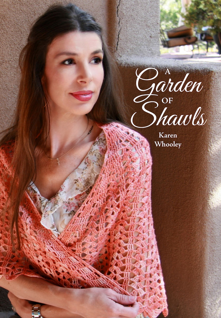 A Garden of Shawls Cover