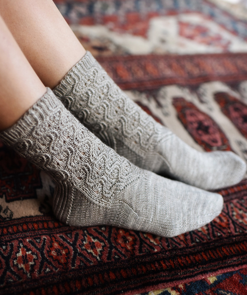 Joshaqan from Silk Road Socks