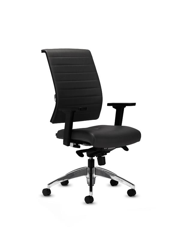 Plani Bureau chaise 2 Rouillard