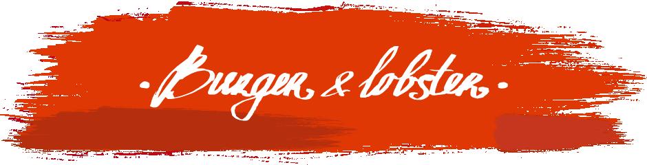 Burger and lobster food sponsor logo.png