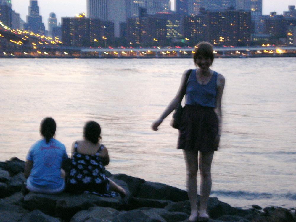 Dumbo, Brooklyn / July 2008