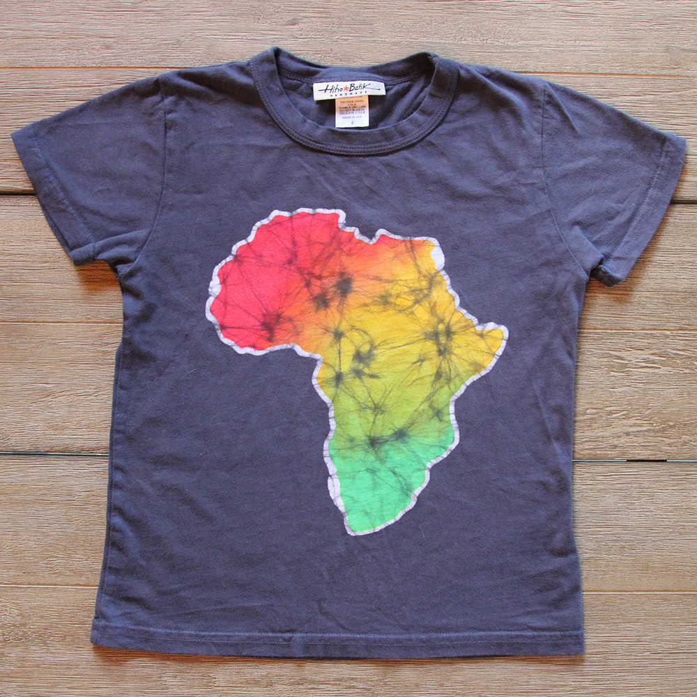 Africa Primary Shirt