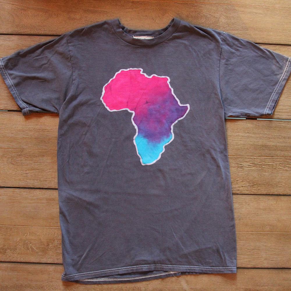Africa Bright Shirt
