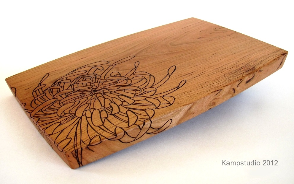 chrysanthemum cherry cutting board 2.jpg