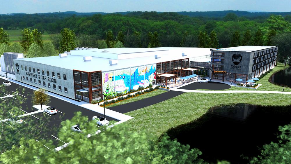 BrewDog Hotel - Exterior, Aerial View.png